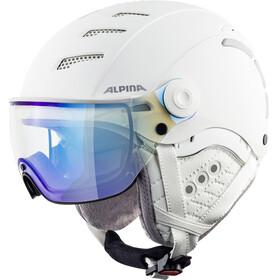 Alpina Jump 2.0 VM Helm zilver